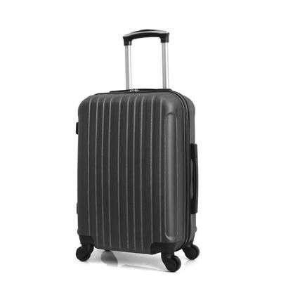 Valise Cabine Or Rosé 50x35x20 cm 4 Roues ABS HERO
