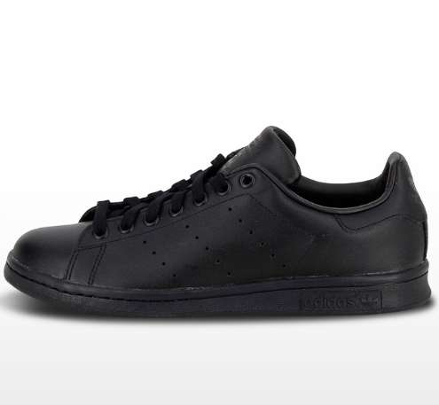 S lection de sneakers en promotion ex adidasstan smith vntg en cuir noir - Frais de port gratuit showroomprive ...
