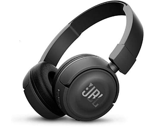 Casque Bluetooth Supra-Aural JBL T460 BT - Noir – Dealabs.com