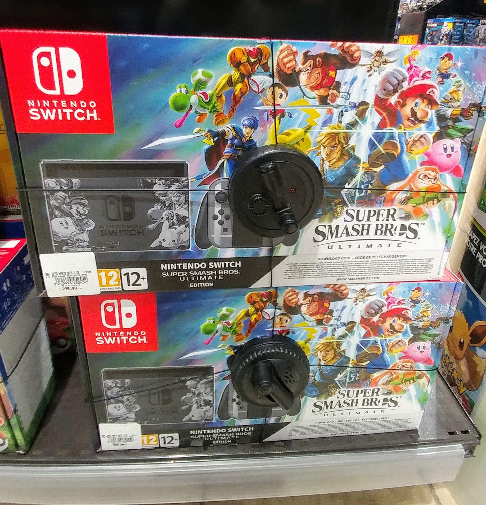 Commander nintendo switch jeux toys r us et avis nintendo eshop gift card