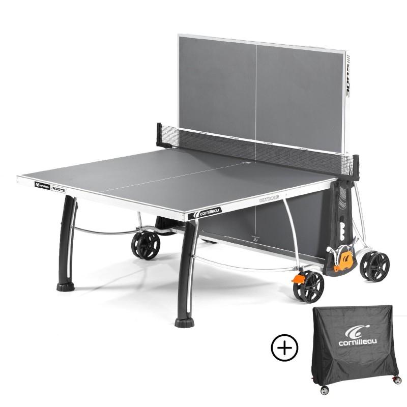 Table ping pong Cornilleau 300S + Housse Cornilleau – Dealabs.com 05c5cfc21a72
