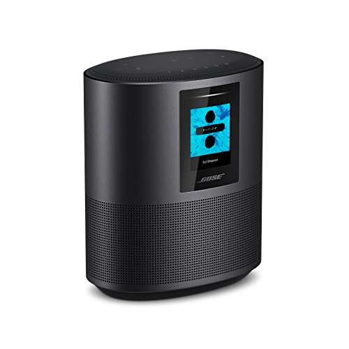enceinte connect e bose home speaker 500 avec amazon alexa. Black Bedroom Furniture Sets. Home Design Ideas
