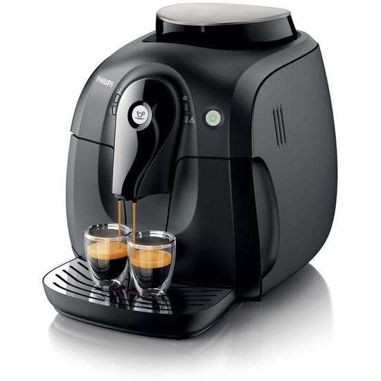 machine espresso super automatique avec broyeur philips serie 2000 hd8650 91. Black Bedroom Furniture Sets. Home Design Ideas