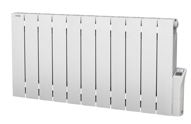 radiateur lectrique acova cotona inertie fluide 1500w. Black Bedroom Furniture Sets. Home Design Ideas