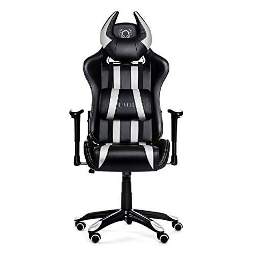 fauteuil gamer diablo x one horn vendeur tiers. Black Bedroom Furniture Sets. Home Design Ideas