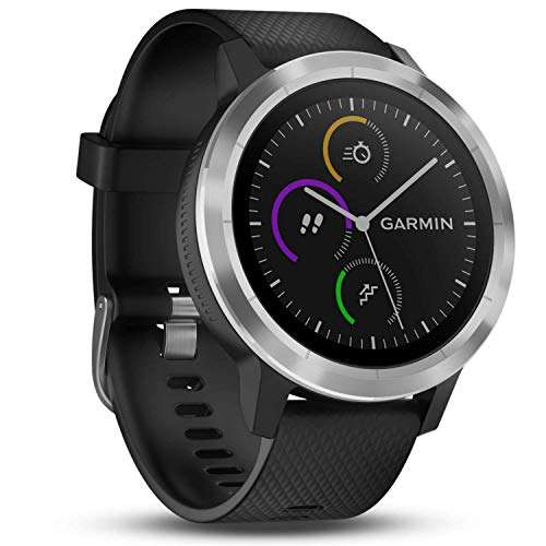 montre connect e garmin vivoactive 3 avec gps et cardio poignet. Black Bedroom Furniture Sets. Home Design Ideas