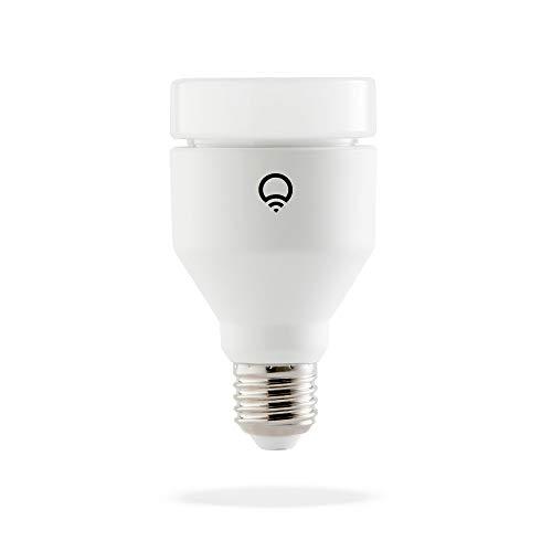ampoule led connect e lifx e27 wi fi ajustable multicouleur variable. Black Bedroom Furniture Sets. Home Design Ideas
