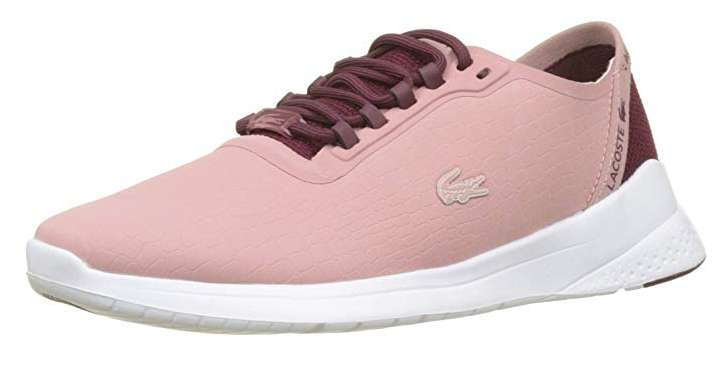 Fit Femme Sneakers Spw RosesTaille 5 318 Lt Lacoste 39 3 OkZuXPTi