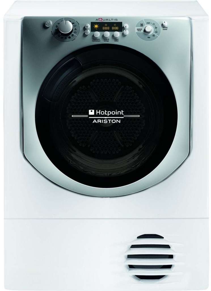 s che linge condensation hotpoint ariston aqc9bf5t z1 9 kg b. Black Bedroom Furniture Sets. Home Design Ideas