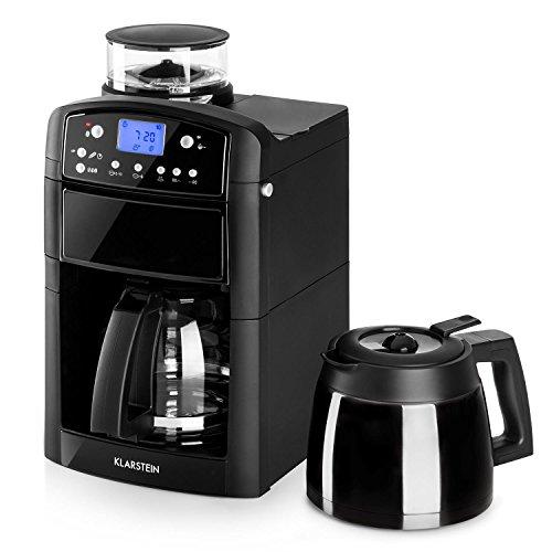 machine caf filtre klarstein aromatica vendeur tiers. Black Bedroom Furniture Sets. Home Design Ideas