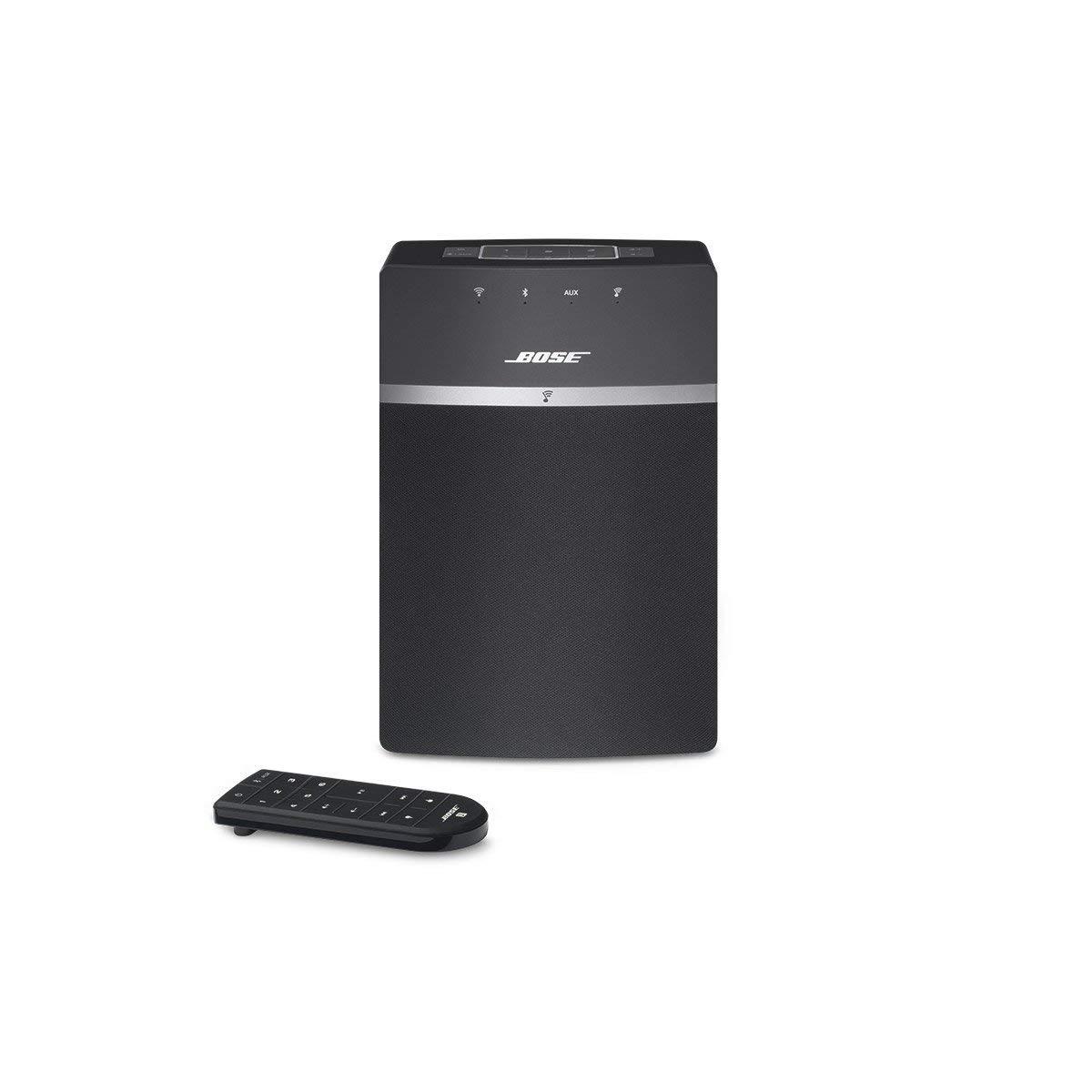 enceinte bose soundtouch 10 syst me audio sans fil compatible amazon alexa. Black Bedroom Furniture Sets. Home Design Ideas