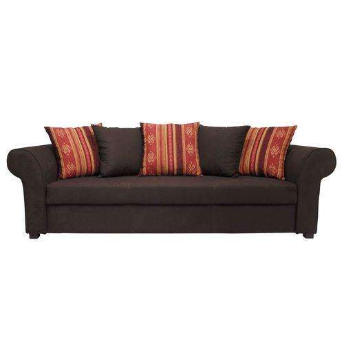 canap 3 places tenessee motif ethnique. Black Bedroom Furniture Sets. Home Design Ideas
