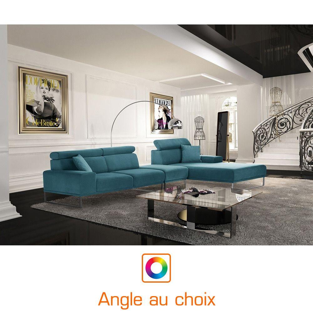 L Officiel Interiors Gigi canape d'angle l'officiel interiors georgia – dealabs