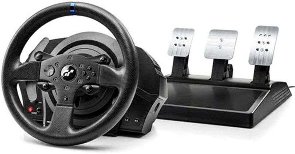 volant thrustmaster t300rs gt p dalier pour ps3 et ps4 pc. Black Bedroom Furniture Sets. Home Design Ideas