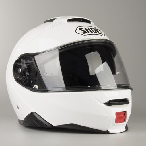 casque modulable moto shoei neotec 2 blanc xs. Black Bedroom Furniture Sets. Home Design Ideas