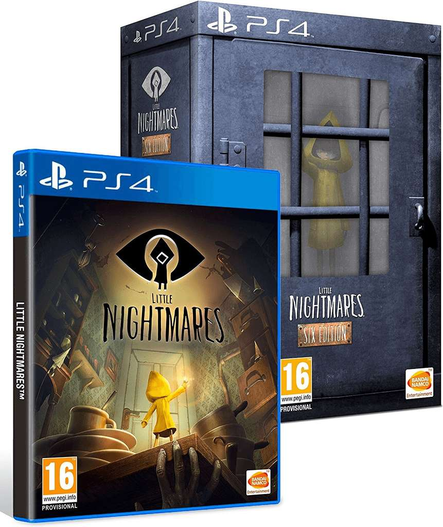 little nightmares dition six sur pc ps4 ou xbox one. Black Bedroom Furniture Sets. Home Design Ideas