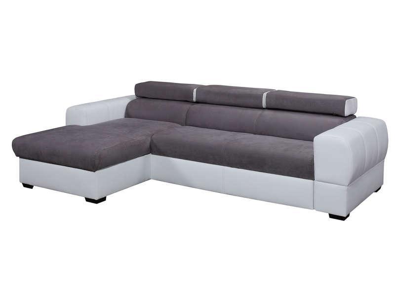canap d 39 angle droit convertible 5 places. Black Bedroom Furniture Sets. Home Design Ideas