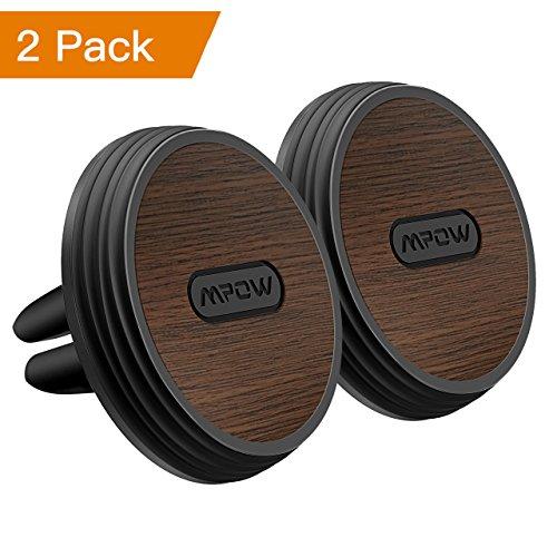 lot de 2 supports magn tique de smartphone pour voiture mpow vendeur tiers. Black Bedroom Furniture Sets. Home Design Ideas