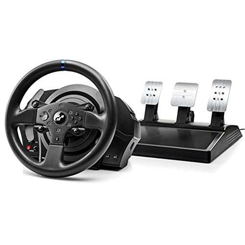 volant thrustmaster t300rs gt p dalier edition licence officielle gran turismo pour ps3 et ps4. Black Bedroom Furniture Sets. Home Design Ideas