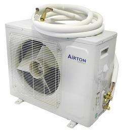 climatisation fixe r versible airton dc inverter 2500w eco ready clim. Black Bedroom Furniture Sets. Home Design Ideas