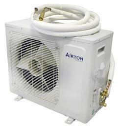 Climatisation fixe r versible airton dc inverter 2500w eco ready clim - Clim reversible pas cher brico depot ...