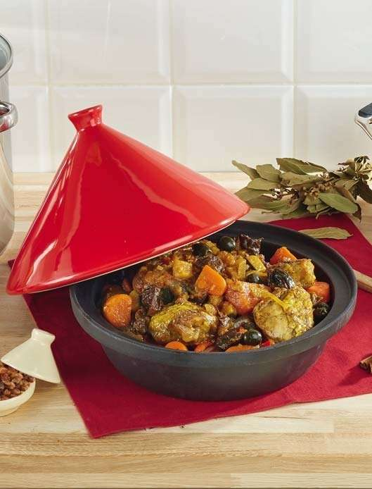 Tajine En Fonte 30cm Tous Feux Dont Induction Dealabscom