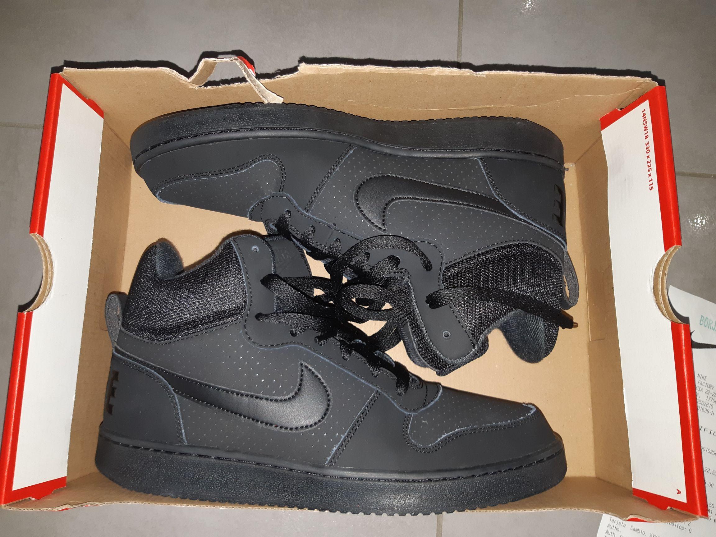 comprender archivo curso  Paire de Chaussures Nike Court Borough - Nike Factory Store La ...