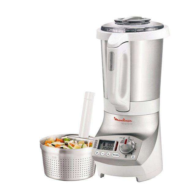 Blender chauffant moulinex soup co lm9031b1 - Blender moulinex soup and co ...