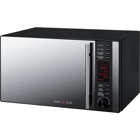four micro ondes grill convivium tmo 255 noir. Black Bedroom Furniture Sets. Home Design Ideas