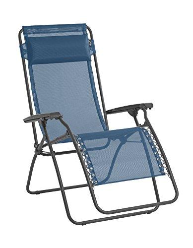 fauteuil relax pliable lafuma rt 2 batyline lfm4019 8547 87 x 68 x 114 cm. Black Bedroom Furniture Sets. Home Design Ideas