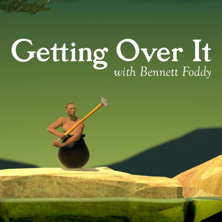 getting over it rage