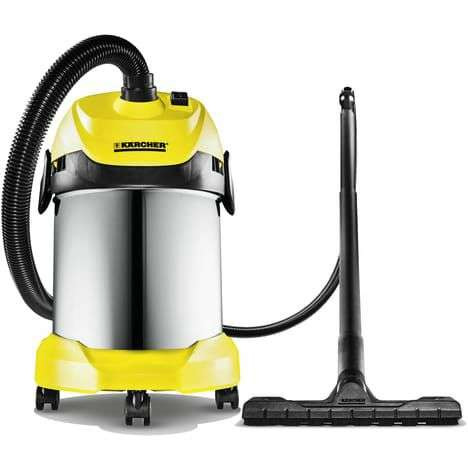 aspirateur eau et poussi re karcher wd2 premium via 53 94. Black Bedroom Furniture Sets. Home Design Ideas