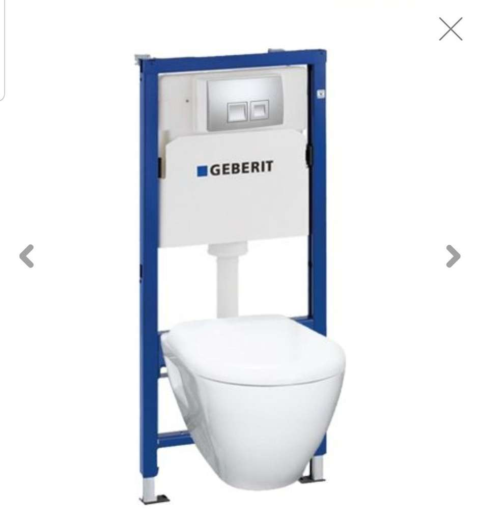 Mecanisme De Chasse Wc Suspendu Geberit toilette suspendue geberit up100 solid – dealabs