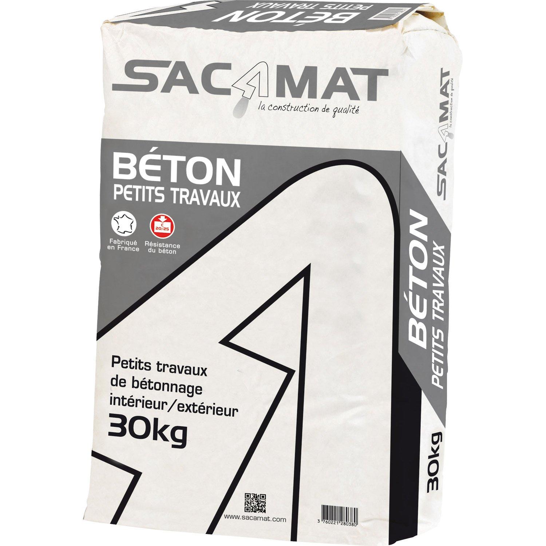 Sac De Béton 30 Kg Dealabscom