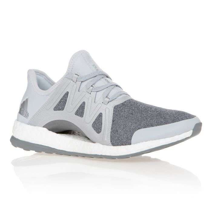 Chaussures De Course Adidas Pureboost X Atr Gris Gris Gris