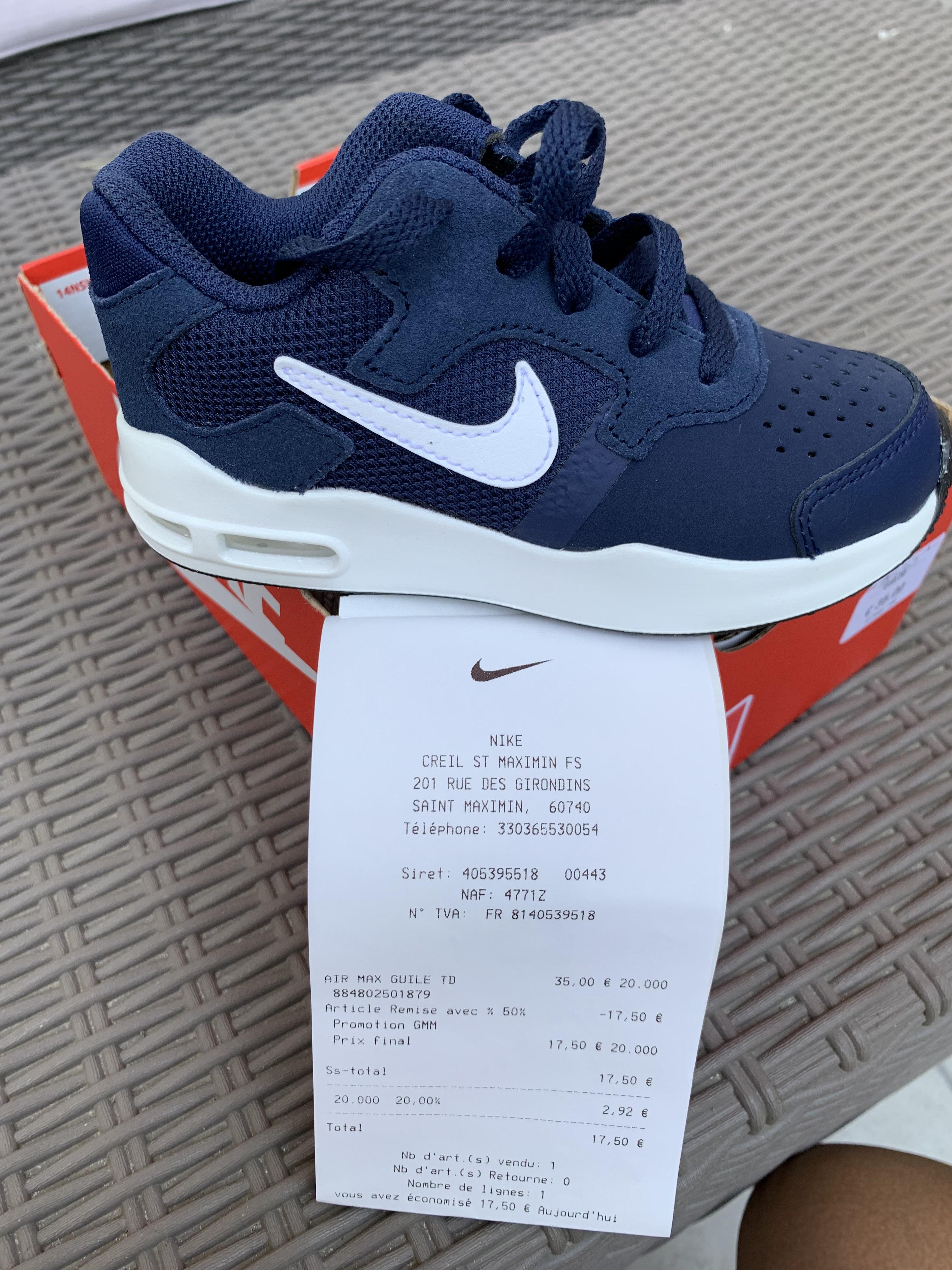 Chaussures de style de vie Nike Juste Pour Toi Nike Air