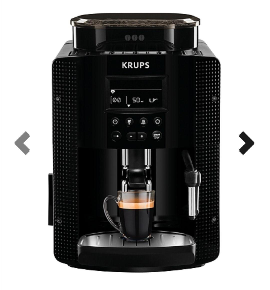 machine expresso krups yy4136fd avec broyeur. Black Bedroom Furniture Sets. Home Design Ideas
