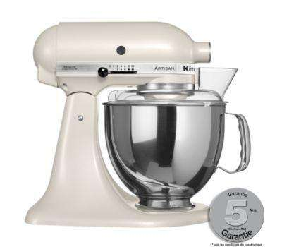 pack robot p tissier kitchenaid artisan 5ksm150ps hachoir kitchenaid. Black Bedroom Furniture Sets. Home Design Ideas