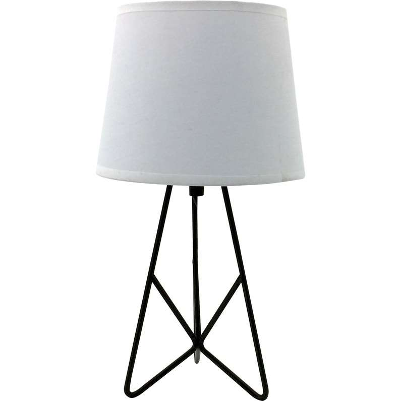 lampe de chevet lussiol sabine style industriel m tal. Black Bedroom Furniture Sets. Home Design Ideas