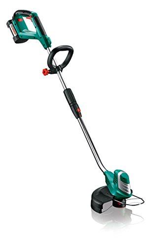 Coupe bordures sans fil bosch advanced grass cut 36 avec - Batterie pour coupe bordure bosch ...