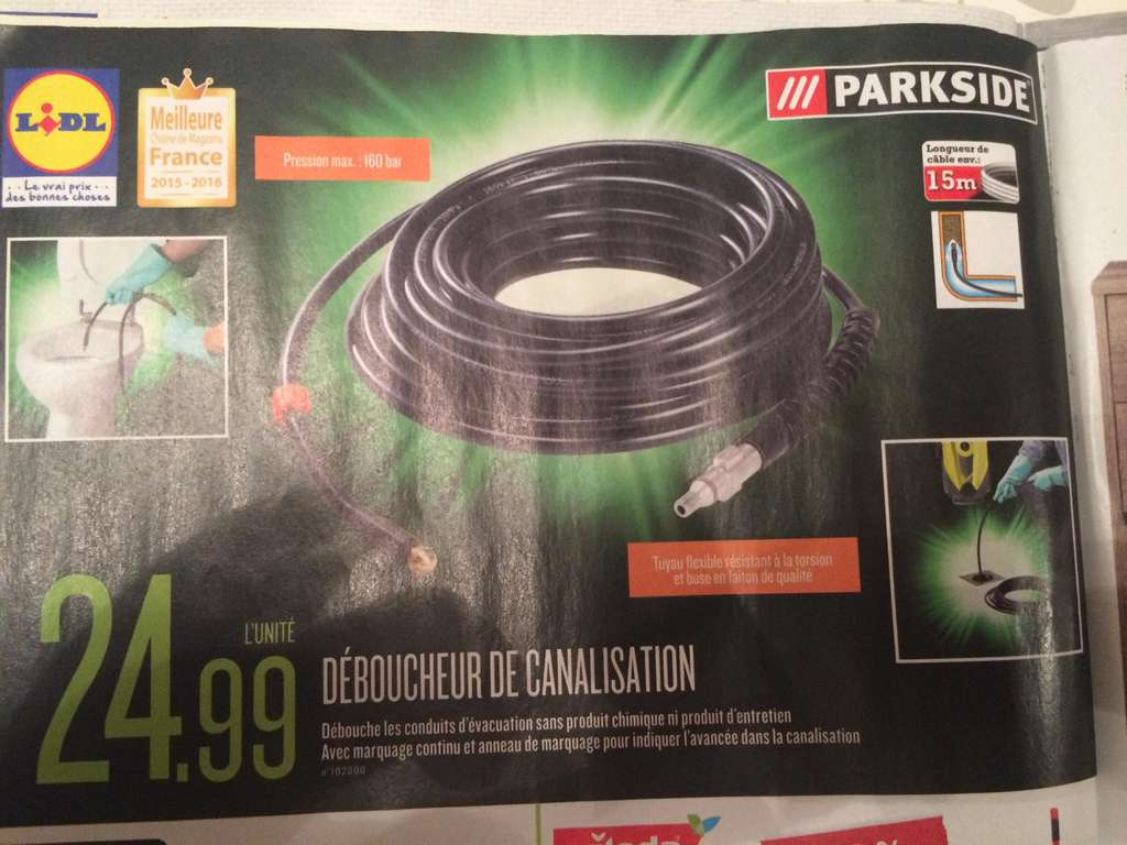 Coupons canalisation