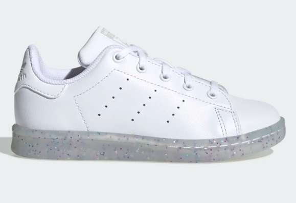 Chaussures pour enfants adidas Stan Smith - blanc (tailles ...