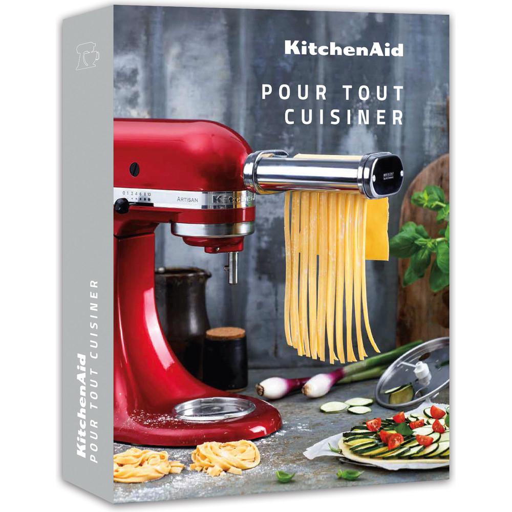 Bon Coin Robot Patissier livre de recette kitchenaid : pour tout cuisiner – dealabs