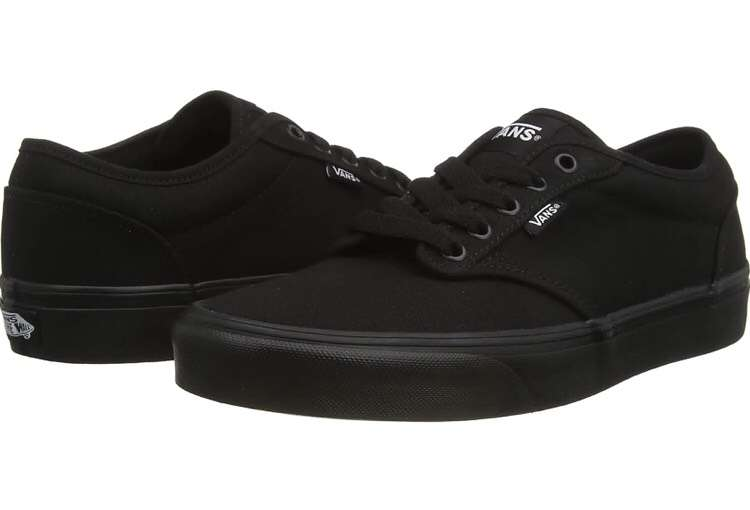 vans atwood canvas baskets homme