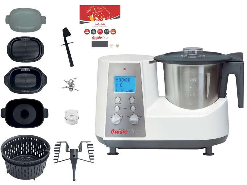 robot multifonction kitchen cook cuisio pro v3. Black Bedroom Furniture Sets. Home Design Ideas