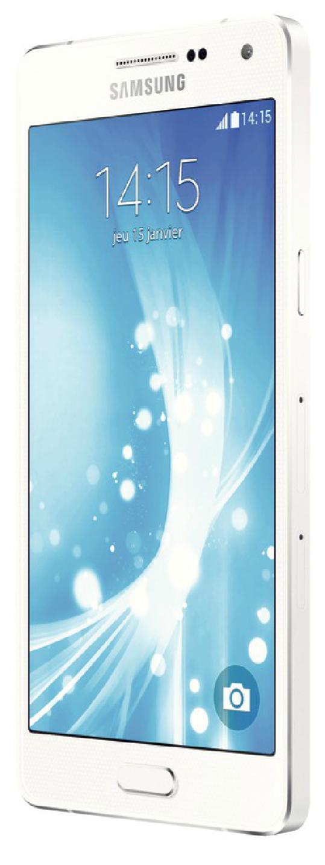 smartphone 5 samsung galaxy a5 16 go 2015 via 100 carte waaoh. Black Bedroom Furniture Sets. Home Design Ideas