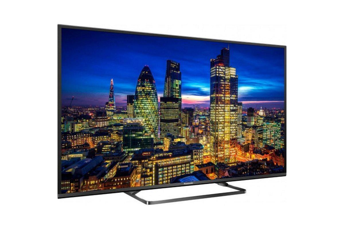 s lection de tv en promotion ex tv 50 panasonic viera tx 50cx680 4k led via en. Black Bedroom Furniture Sets. Home Design Ideas