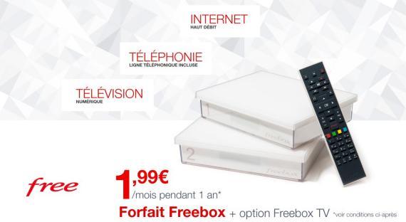 forfait mensuel freebox crystal option freebox tv. Black Bedroom Furniture Sets. Home Design Ideas