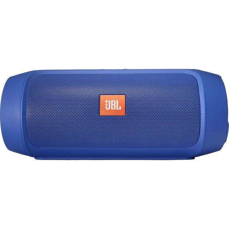 enceinte bluetooth jbl charge 2 bleu. Black Bedroom Furniture Sets. Home Design Ideas
