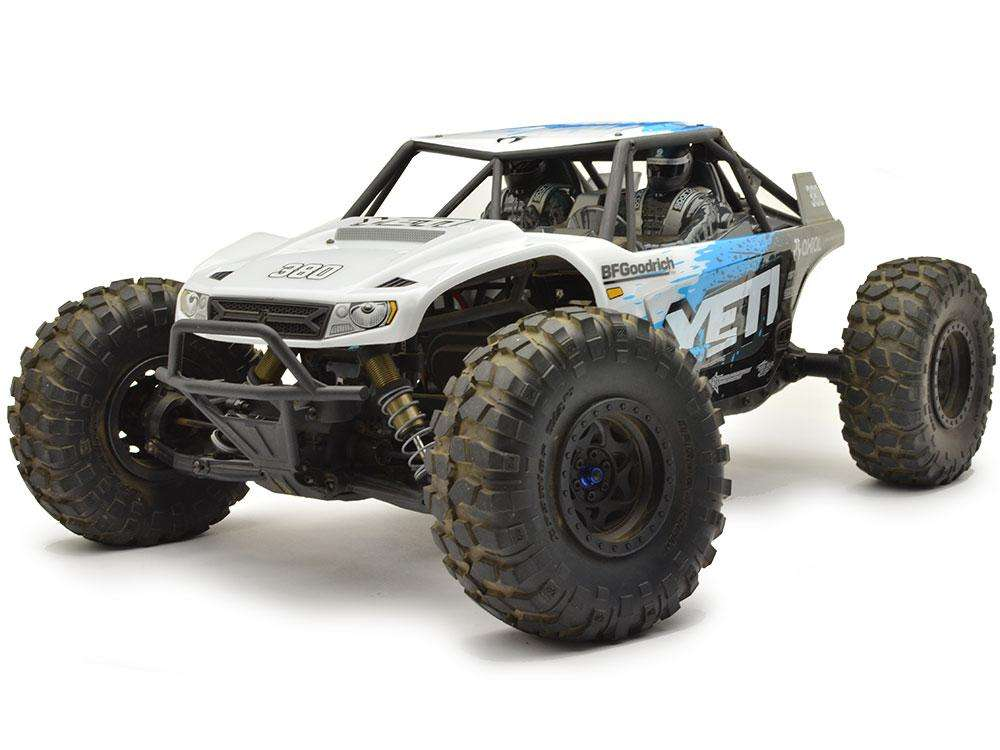voiture rc axial yeti 1 10 rtr. Black Bedroom Furniture Sets. Home Design Ideas